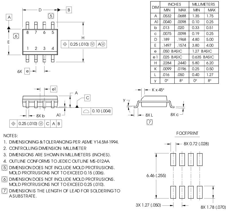 irf1405打鱼器电路图